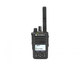 The Newest Next Generation Radio DP3661e - ORDERABLE NOW!
