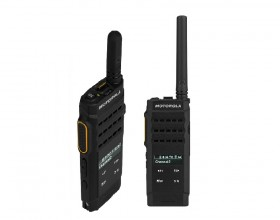 MOTOTRBO™ SL2600 Two-way Radio - COMING SOON!