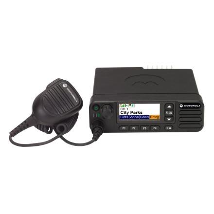 Motorola MOTOTRBO™ DM4600/4601 Two-way Radio - ConnecTel, Inc